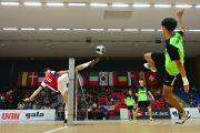 2017 Futnet Womens and U21 WC in Nymburk